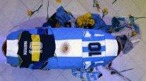 Las reacciones a la muerte de Diego Maradona
