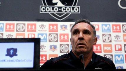 """Marcelo Espina: """"Estamos en las malas y hay que ponerle el pecho a las balas"""""""