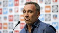Espina y crisis de Colo Colo: Lo más sencillo sería salir, pero acompañaré a los futbolistas hasta el final