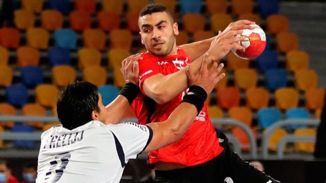 Chile cayó en su debut en el Mundial de Balonmano ante Egipto
