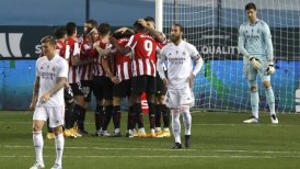 Athletic de Bilbao dio un gran golpe a Real Madrid y avanzó a la final de la Supercopa de España