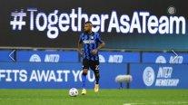 Inter de Vidal y Alexis choca con Juventus buscando mantenerse a la caza de AC Milan