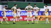 Coquimbo ofreció honrosa lucha, pero sufrió triste y digna eliminación de la Copa Sudamericana