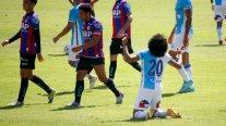 Antofagasta hundió a Iquique y le dio una mano a Colo Colo en la tabla anual