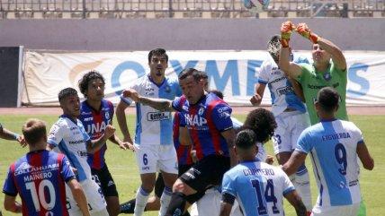Antofagasta venció a Iquique y se ilusiona con clasificar a la Copa Libertadores