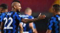 Inter de Vidal y Alexis reta a Udinese para seguir presionando a AC Milan en el liderato
