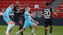 Charles Aránguiz fue titular en derrota de Bayer Leverkusen contra Wolsfburgo en la Bundesliga