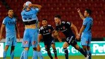 U. de Chile rescató agónico empate ante Iquique que enredó a ambos en la ponderada