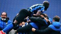 Inter de Milán comunicó cinco casos de coronavirus entre sus integrantes