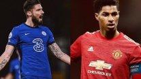 Chelsea y Manchester United animarán un partidazo en la jornada dominical en Inglaterra