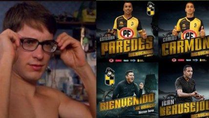 Los divertidos memes que dejaron los rimbombantes refuerzos de Coquimbo Unido