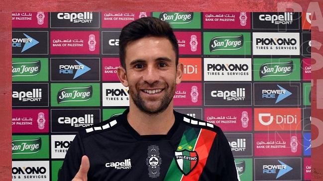 Palestino anunció al brasileño Bruno Gallo como refuerzo - AlAireLibre.cl