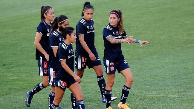 U. de Chile buscará conseguir su primer triunfo en la Libertadores femenina ante Peñarol
