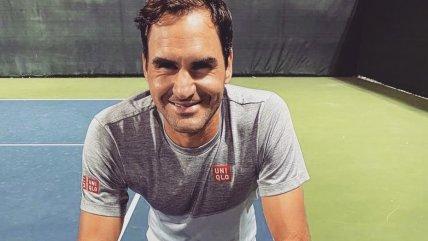 """""""Saque y Red"""": Roger Federer viajó a Doha para su retorno al circuito ATP"""