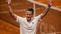 Diego Schwartzman ratificó su favoritismo y avanzó a semifinales del ATP de Buenos Aires