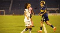 S. Morning rescató un valioso empate contra Boca Juniors en su debut en la Libertadores femenina