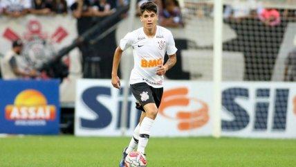 Angelo Araos sumó minutos en triunfo de Corinthians sobre Ponte Preta en el Paulista
