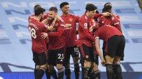 El United se quedó con el clásico de Manchester y cortó la impresionante racha de triunfos del City