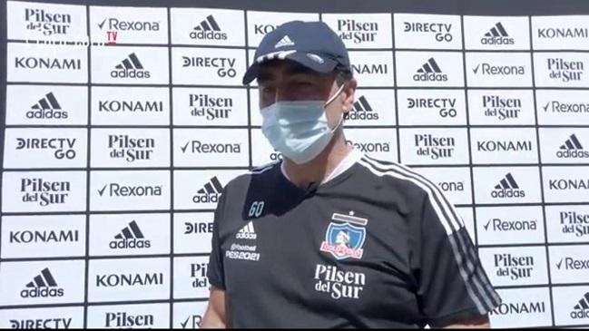 Gustavo Quinteros tras triunfo de Colo Colo ante Rangers: El equipo respondió muy bien