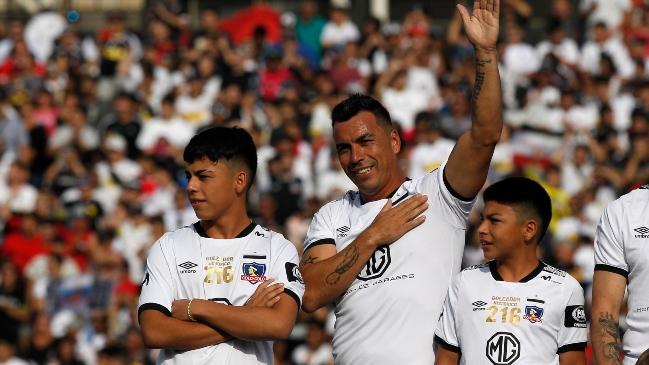 Esteban Paredes aclaró salida de sus hijos de las inferiores de Colo Colo