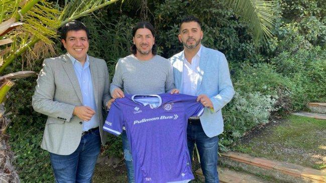 San Antonio Unido oficializó el fichaje de Jaime Valdés - AlAireLibre.cl