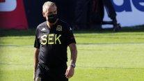 Jorge Pellicer contó que la directiva de Unión Española le instruyó no convocar a un jugador