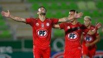 La Calera batió a S. Wanderers con el debut goleador de Valdivia en duelo de cuatro penales
