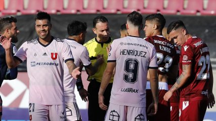 Universidad de Chile sigue sin convencer y sumó su segundo empate seguido