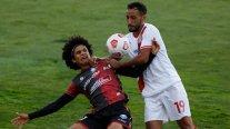 Curicó Unido y Antofagasta animaron intenso empate en el Estadio La Granja