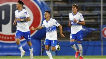 Buonanotte y el debut en Libertadores: Estamos esperanzados y queremos hacer historia