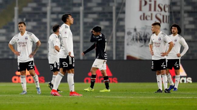Colo Colo sumó su segunda derrota seguida ante Palestino en un polémico y vibrante partido