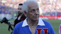 Leonel Sánchez fue hospitalizado tras sufrir accidente doméstico