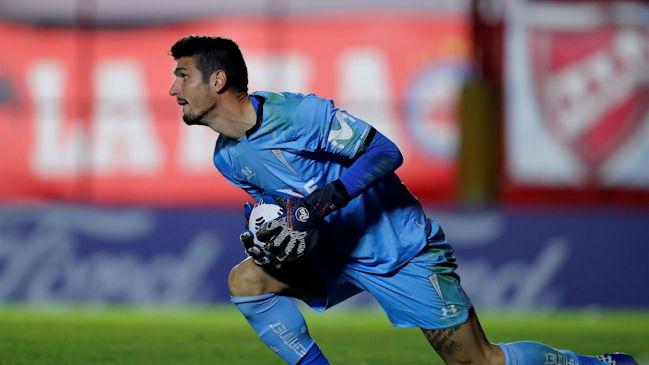 Matías Dituro: Estamos en una situación de privilegio al depender de nosotros en la Libertadores