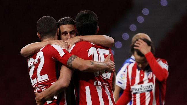 Atlético de Madrid buscará abrochar el título en una atractiva definición de la liga española