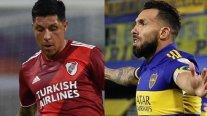 Un River Plate mermado con casos de Covid-19 enfrenta a Boca Juniors por el paso a semifinales en Argentina