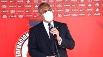 """Pablo Milad: """"Si se diera, tenemos la disposición para organizar la Copa América lo antes posible"""""""