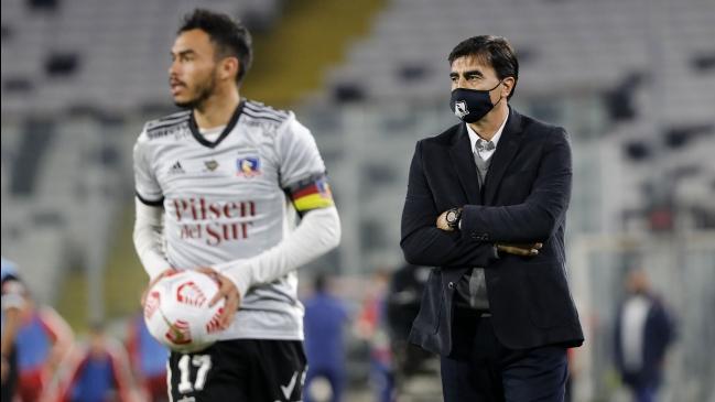 Gustavo Quinteros reconoció contacto de San Lorenzo