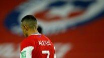 ¡Malas noticias! Alexis Sánchez se perderá la primera fase de Copa América por lesión