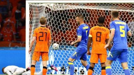 Yarmolenko se anotó como candidato al mejor gol de la Euro 2020 con un zurdazo a Holanda