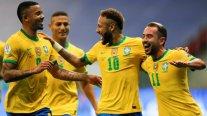Brasil abrió los fuegos de la Copa América con goleada sobre una Venezuela llena de bajas