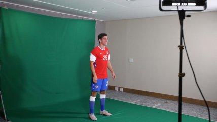La Roja se sometió a la sesión de fotos previa a su participación en Copa América