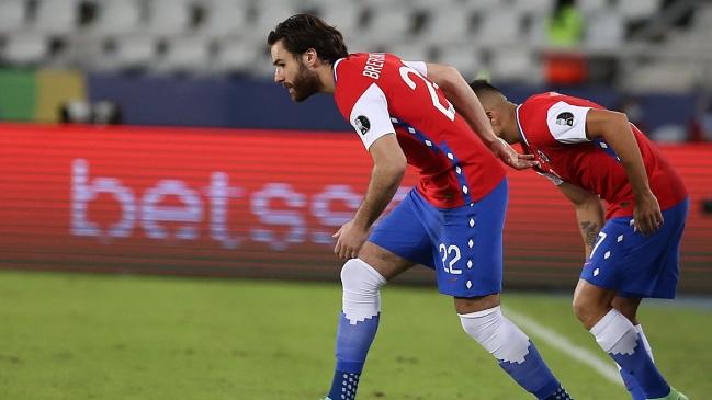 Ben Brereton aparece como una opción clara para reemplazar a Carlos Palacios ante Bolivia