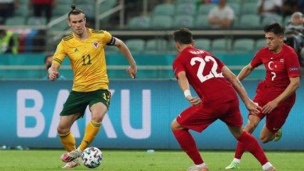 Gareth Bale se lució con dos asistencias en el triunfo de Gales ante Turquía