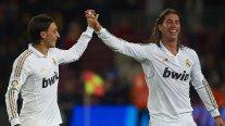 Mesut Ozil sobre Sergio Ramos: Se va la mayor leyenda de la historia de Real Madrid