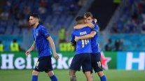 Italia logró un cómodo triunfo sobre Suiza y aseguró su clasificación en la Eurocopa