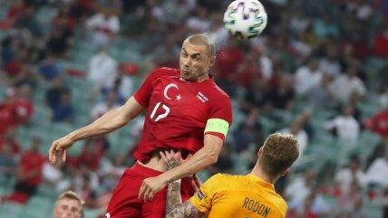 Gales dio un paso clave a octavos de final tras vencer a Turquía