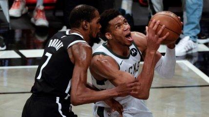 Los Bucks eliminaron a los Nets de la mano de Antetokounmpo