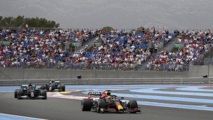 El espectacular triunfo de Max Verstappen en el Gran Premio de Francia