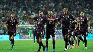 México cerró su paso a semifinales de la Copa Oro con sólida victoria sobre Honduras