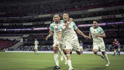 Nicolás Díaz marcó un gol en victoria de Mazatlán sobre Cruz Azul en el Apertura mexicano